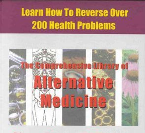 The Comprehensive Library of Alternative Medicine CD-ROM
