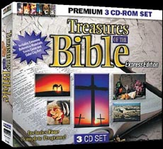 Treasures of the Bible CD-ROM